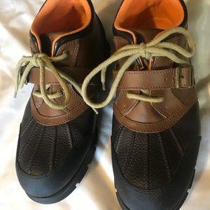 Ralph Lauren Polo Dover Duck Boots Size 8.5